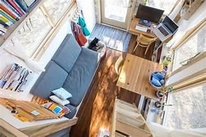 Minihaus Auf Rädern : kleine r ume einrichten ein minihaus auf r dern ~ Michelbontemps.com Haus und Dekorationen