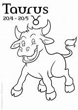 Zodiac Coloring Pages Printable Books sketch template