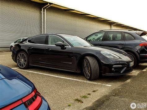 porsche panamera 2016 black porsche 971 panamera turbo 10 october 2016 autogespot