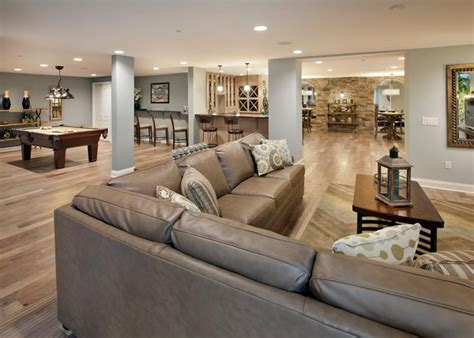 Home Design Ideas Basement by 27 Luxury Finished Basement Designs Page 5 Of 5
