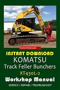 Instant Download Komatsu Xt430l