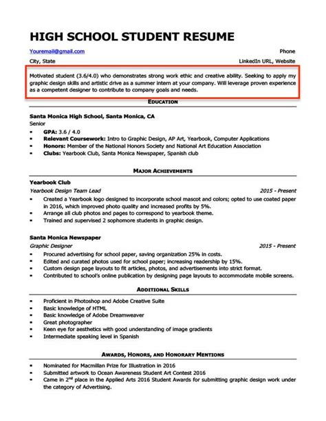 How To Write Your Objective On A Resume by Resume Objective Exles For Students And Professionals Rc