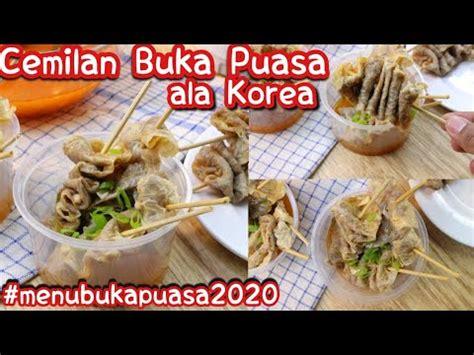 Download resep jajanan anak sekolah paling laris app directly without a. Resep Kue Ikan Jajanan Korea - Resep Nusantara