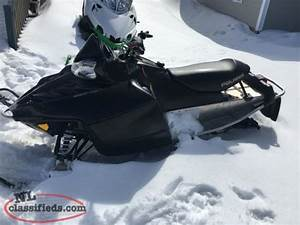 2010 Polaris Iq Shift 550 With Detachable 2 Up Seat