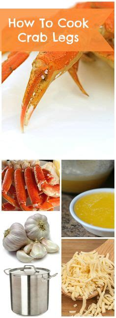how do i cook crab legs crab legs recipe on pinterest king crab legs snow crab legs and crabs