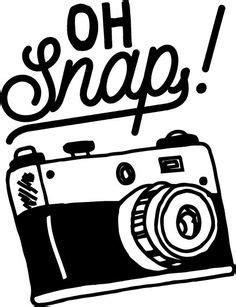 Camera clipart black and white free clipart   Cricut cut