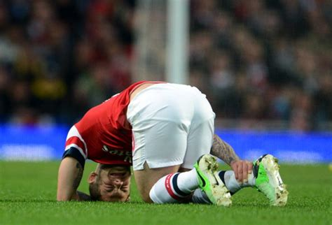 Wilshere Scar Tissue This Week Arseblog News The