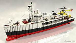 Render Of Ship Calypso