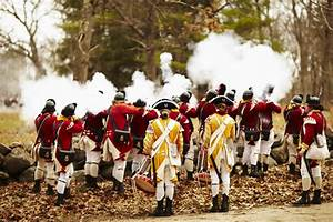 The Battles of Lexington and Concord Reenactment ...
