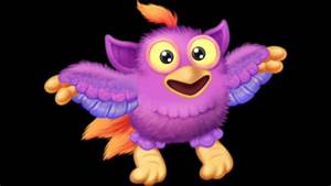 My Singing Monster My Singing Monsters Dof Tweedle Baby Monster Sounds