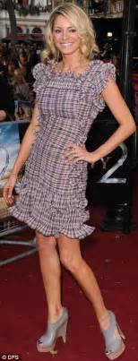 Strictly Come Dancing presenter Tess Daly should sack the ...