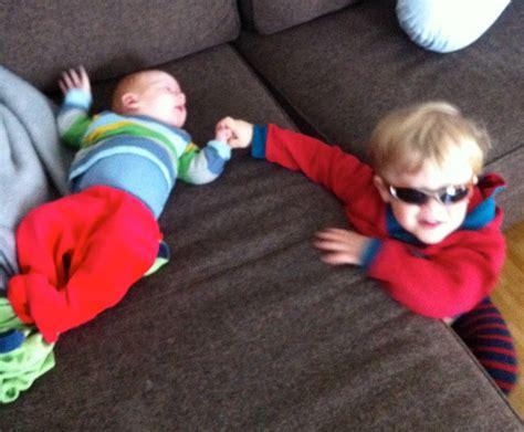 Geschwister Wenn das zweite Kind kommt Ahoikinder