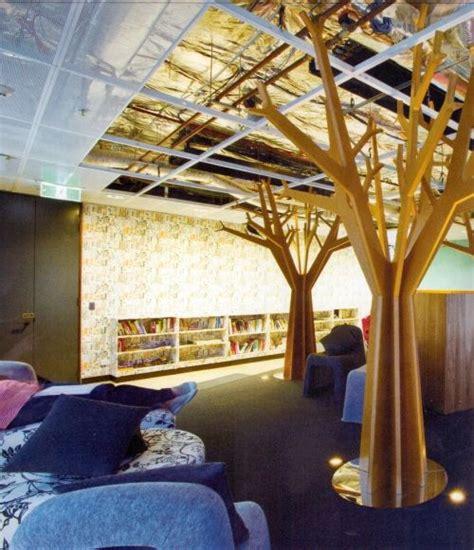 cardboard trees upcycled prom decor pinterest