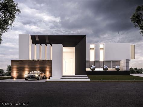 contemporary houses design da house architecture modern facade contemporary house design kristalika arquitecture