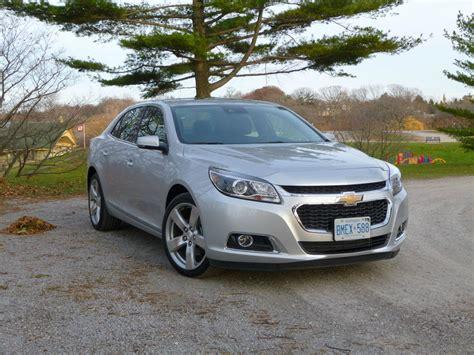 2014 Chevrolet Malibu Reviews And Rating