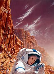 Mars NASA Human Exploration