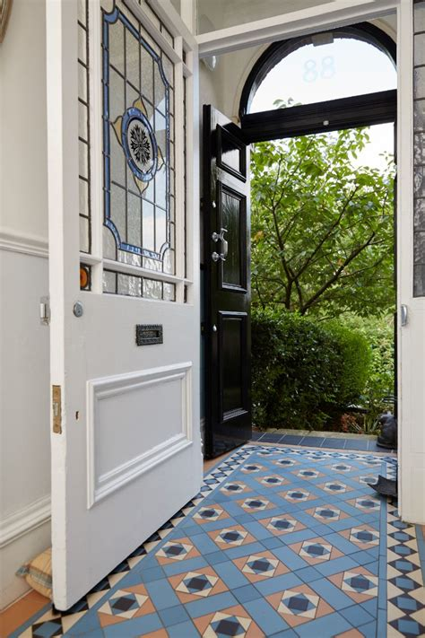Colorful Floor Tile by 15 Floor Tile Designs For The Foyer