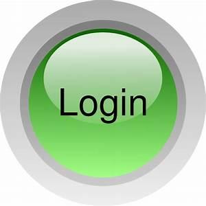 Login Button Clip Art At Clker Com