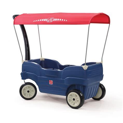 wagon with canopy canopy cruise wagon wagon step2