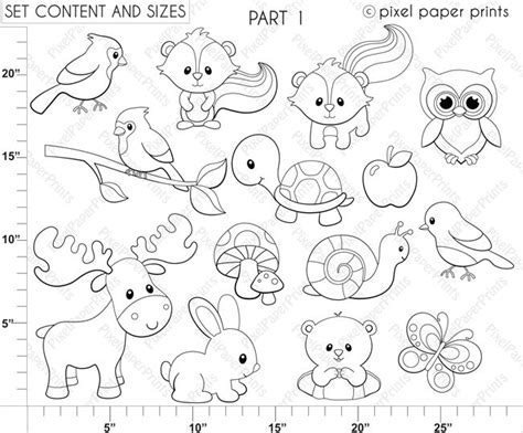 forest animal templates google search bears  forest