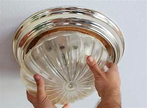 How To Remove A Light Fixture