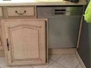 Façade Lave Vaisselle Encastrable : probl me porte lave vaisselle encastrable ~ Dailycaller-alerts.com Idées de Décoration