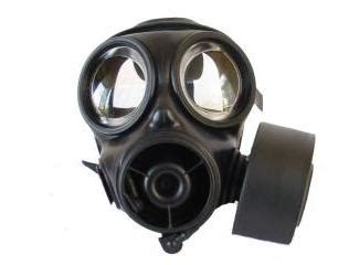 health  safety gas mask