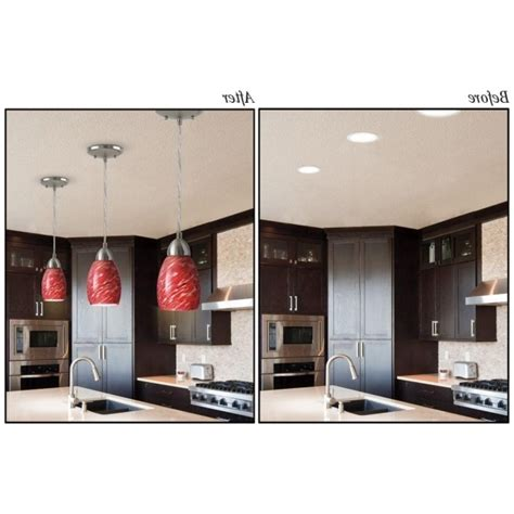 replacing can lights with pendant lights replace can light with pendant 1000 ideas about recessed