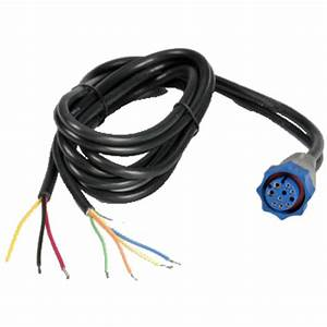 Lowrance Power    Data Cable For Hds  Elite