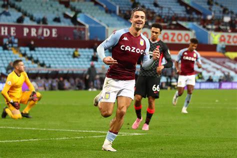 Aston Villa fans react to performance of Jack Grealish ...