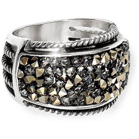 Crystal Rocks Crystal Rocks Band Ring Rings
