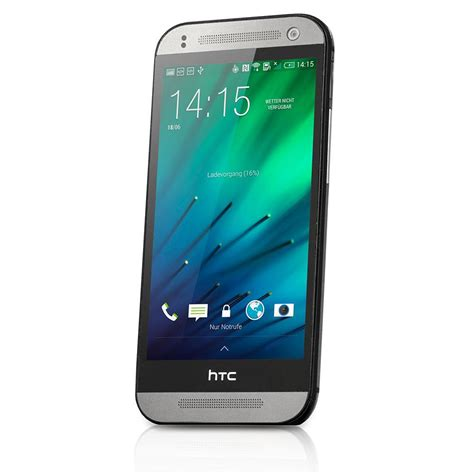 htc one 11 htc one mini 2 grau 16gb 11 43cm 4 5 quot hd720 lte 13 mp
