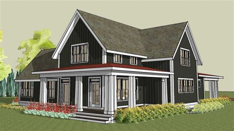house plans with large porches large gable roof house plan farmhouse house plans with