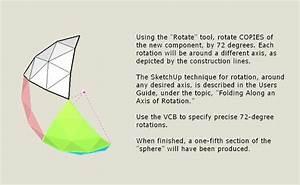 Sketchup 3d Geodesic Tutorial  U00bb Domerama