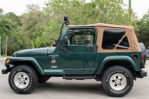 Used 1999 Jeep Wrangler Sahara For Sale   12 995