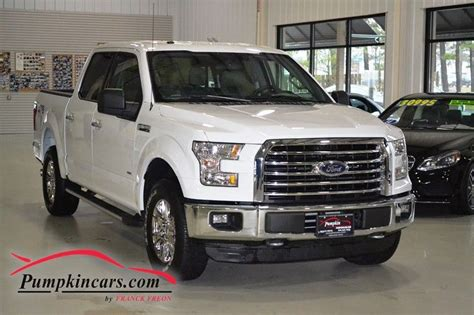 2016 F150 V6 2016 ford f150 xlt crew v6 ecoboost 4x4 in new jersey nj