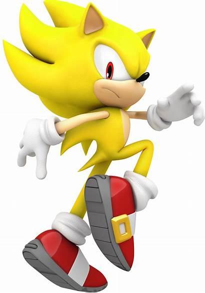 Sonic Hedgehog Amarelo Clipart Golden Transparent Vs
