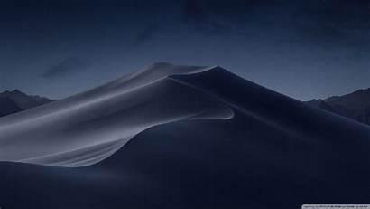 Mojave Macos Night Background