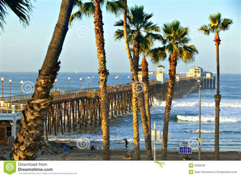 Southern Images Southern California Pier Royalty Free Stock Photos Image