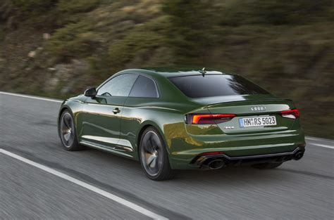 Review Audi Rs5 by Audi Rs5 Review 2017 Autocar