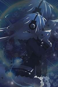 'My Letter to You' -Anime Girl Large GFX by blueangel06661 ...