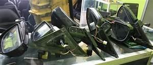 Dingz Garage  Auto Flip Side Mirror Lancer Ck Evo 4