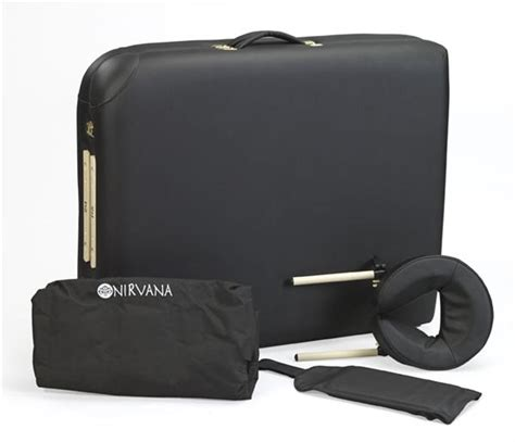nirvana 2n1 massage table package nirvana 2n1 massage table breast comfort massage table