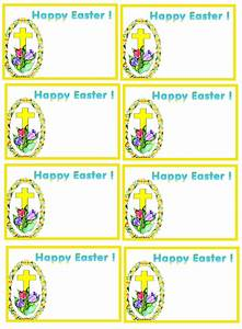 free tag free printable tags custom tags free easter tags With easter name tags template