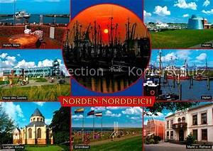 Markt De Ostfriesland : ak ansichtskarte norden norddeich ostfriesland hafen mole haus des gastes ludgerikirche ~ Orissabook.com Haus und Dekorationen