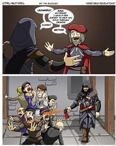 Assassins creed, casual spray