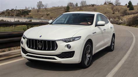 Maserati Levante Cars Suv White 2016 Wallpaper 1920x1080