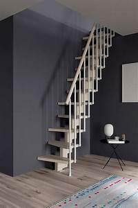 Escalier Gain De Place Escalier Pas Japonais