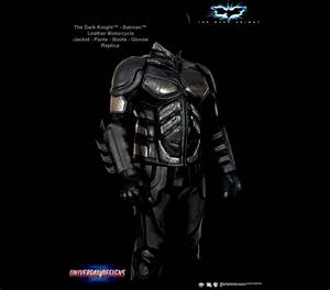 Awesome BATMAN Motorcycle Suit... Because You Need It ...