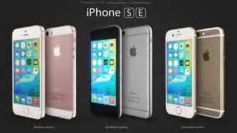 the iphone iphone se everything we about apple s 4 inch iphone